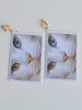 THEATRE PRODUCTS CAT TELEPHONE CARDイヤリング