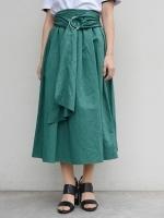 muller Waist ring Skirt(ウエストリングフレアスカート)