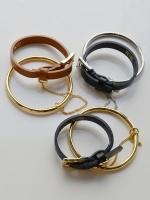 Bijou R.I Ring Double Bracelet