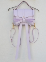 Niels Peeraer RIBBON BACKPACK (M) LILAC