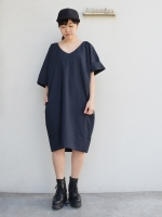 SISE COCOON ONE-PIECE