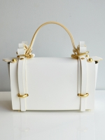 Niels Peeraer WINGED BAG(white)
