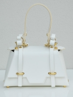 Niels Peeraer WINGED SISTER BAG(white)