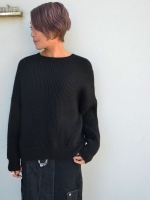 muller Dorman sleeve knit